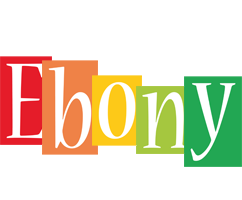 Ebony colors logo
