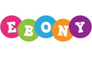 Ebony friends logo