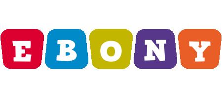Ebony kiddo logo