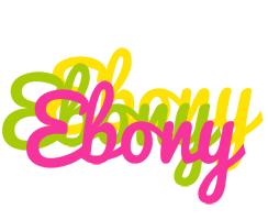 Ebony sweets logo