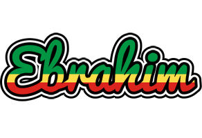 Ebrahim african logo