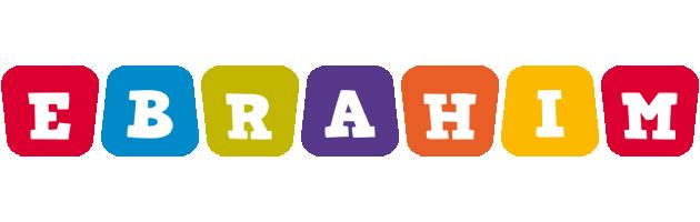 Ebrahim daycare logo