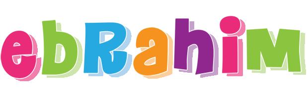 Ebrahim friday logo