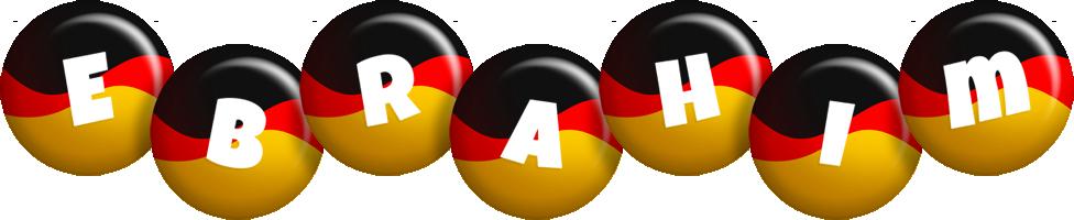 Ebrahim german logo