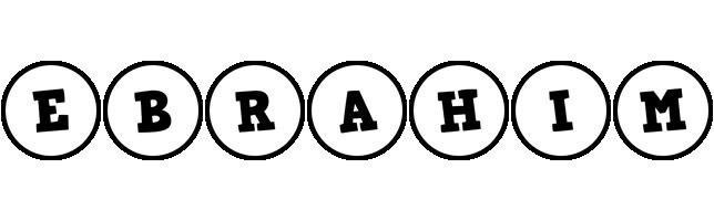 Ebrahim handy logo