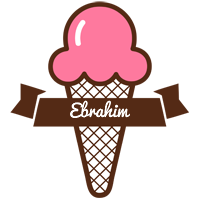 Ebrahim premium logo