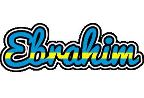 Ebrahim sweden logo