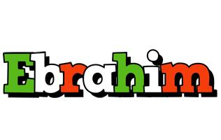 Ebrahim venezia logo
