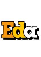 Eda cartoon logo