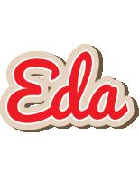 Eda chocolate logo
