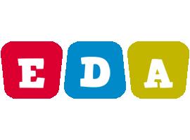 Eda daycare logo