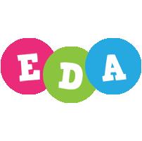 Eda friends logo