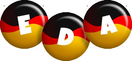 Eda german logo