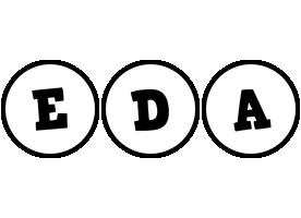 Eda handy logo