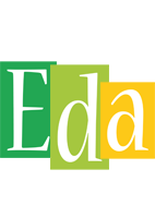 Eda lemonade logo