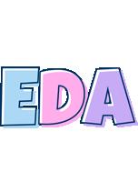 Eda pastel logo