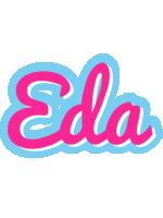 Eda popstar logo