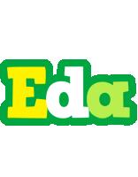 Eda soccer logo