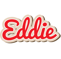 Eddie chocolate logo
