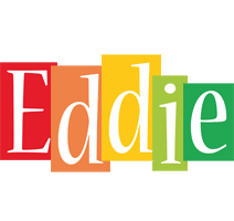 Eddie colors logo