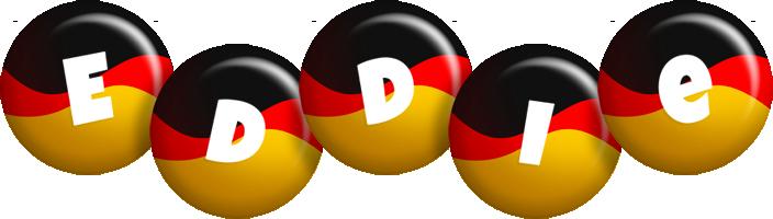 Eddie german logo