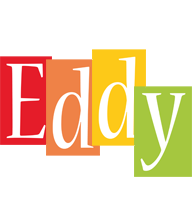 Eddy colors logo