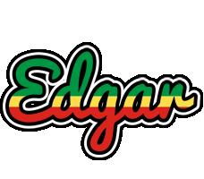 Edgar african logo