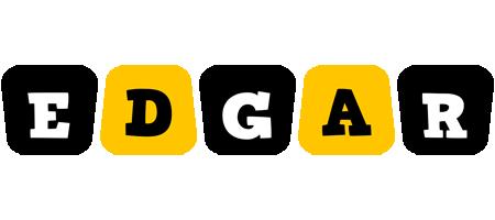 Edgar boots logo