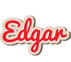 Edgar chocolate logo