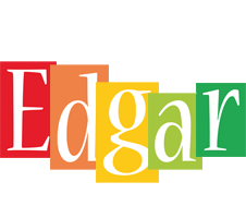 Edgar colors logo