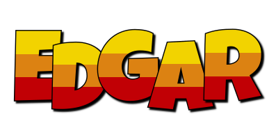 Edgar jungle logo