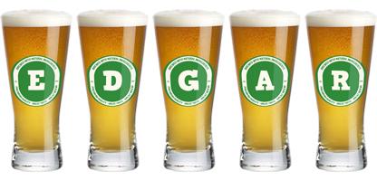 Edgar lager logo