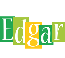 Edgar lemonade logo