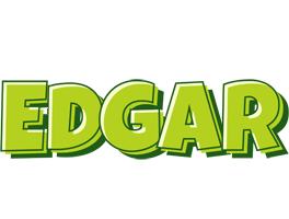 Edgar summer logo