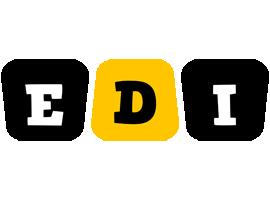 Edi boots logo