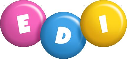 Edi candy logo
