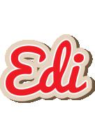 Edi chocolate logo