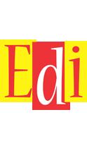 Edi errors logo