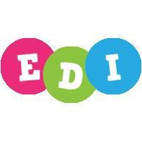 Edi friends logo