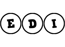 Edi handy logo