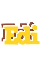 Edi hotcup logo