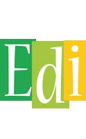 Edi lemonade logo