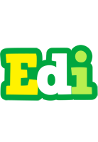 Edi soccer logo