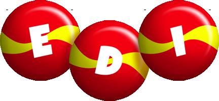 Edi spain logo