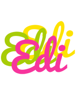 Edi sweets logo