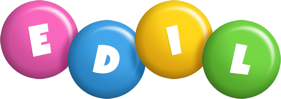 Edil candy logo