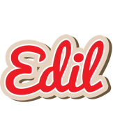 Edil chocolate logo