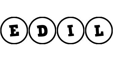 Edil handy logo