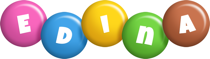 Edina candy logo