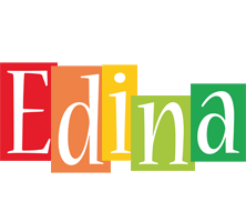 Edina colors logo